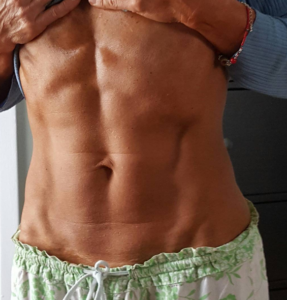 abs workout women over 50 females